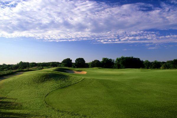Tierra Verde Golf Club Hole 2 Arlington, TX