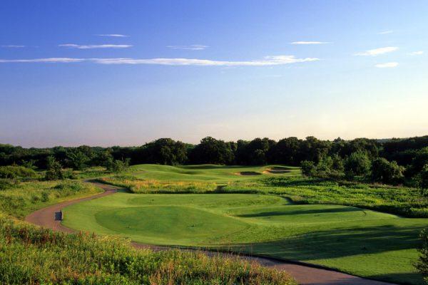 Tierra Verde Golf Club Hole 3 Arlington, TX